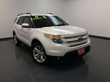 2011 Ford Explorer Limited 4WD for Sale  - 15691A  - C & S Car Company