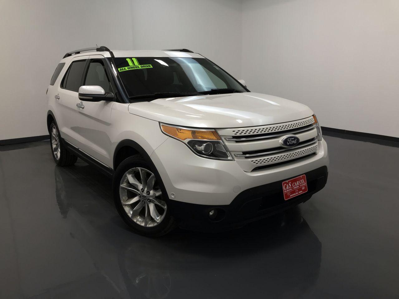 2011 Ford Explorer  - C & S Car Company