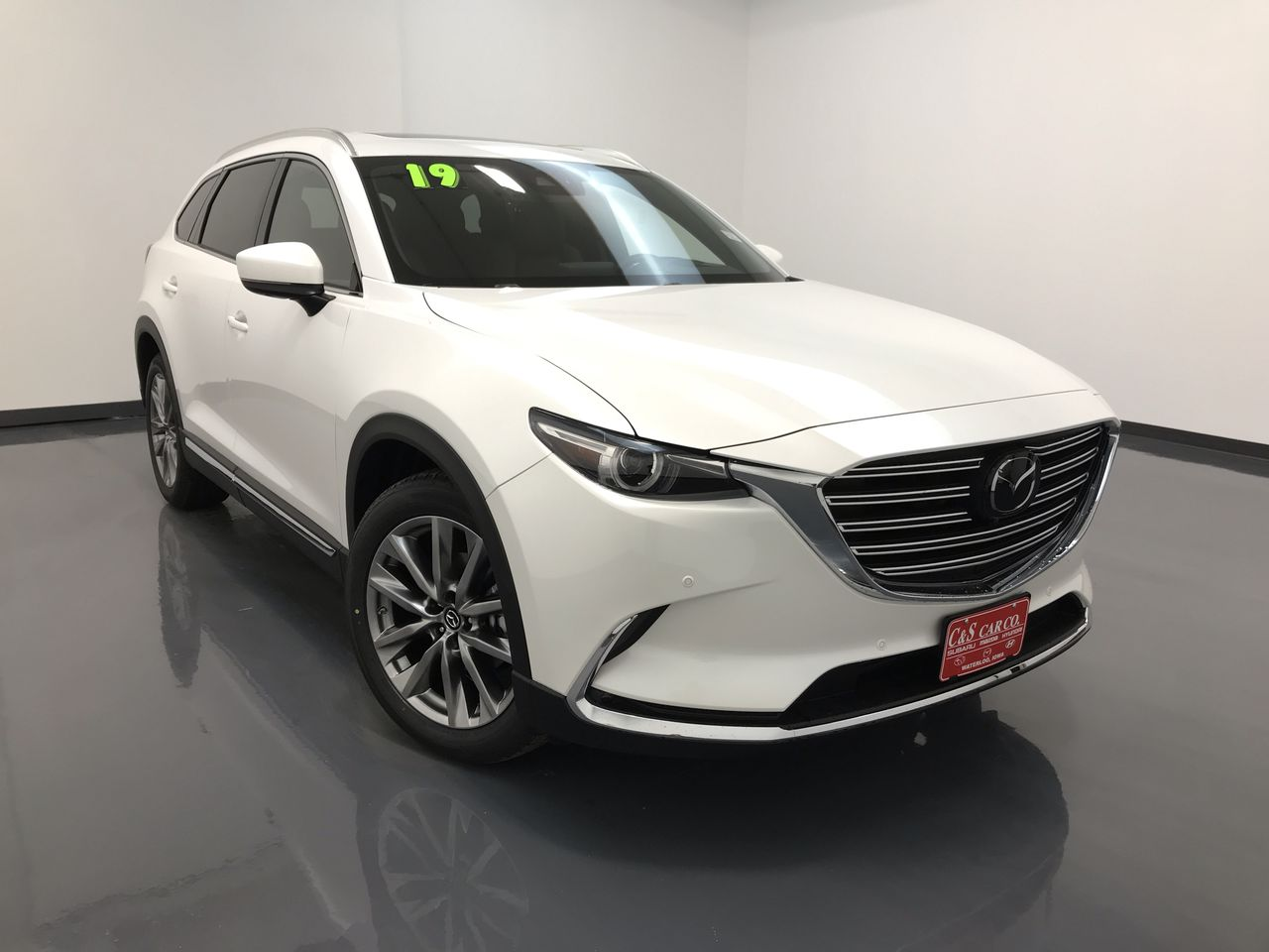 2019 Mazda CX-9 Signature AWD  - MA3274  - C & S Car Company