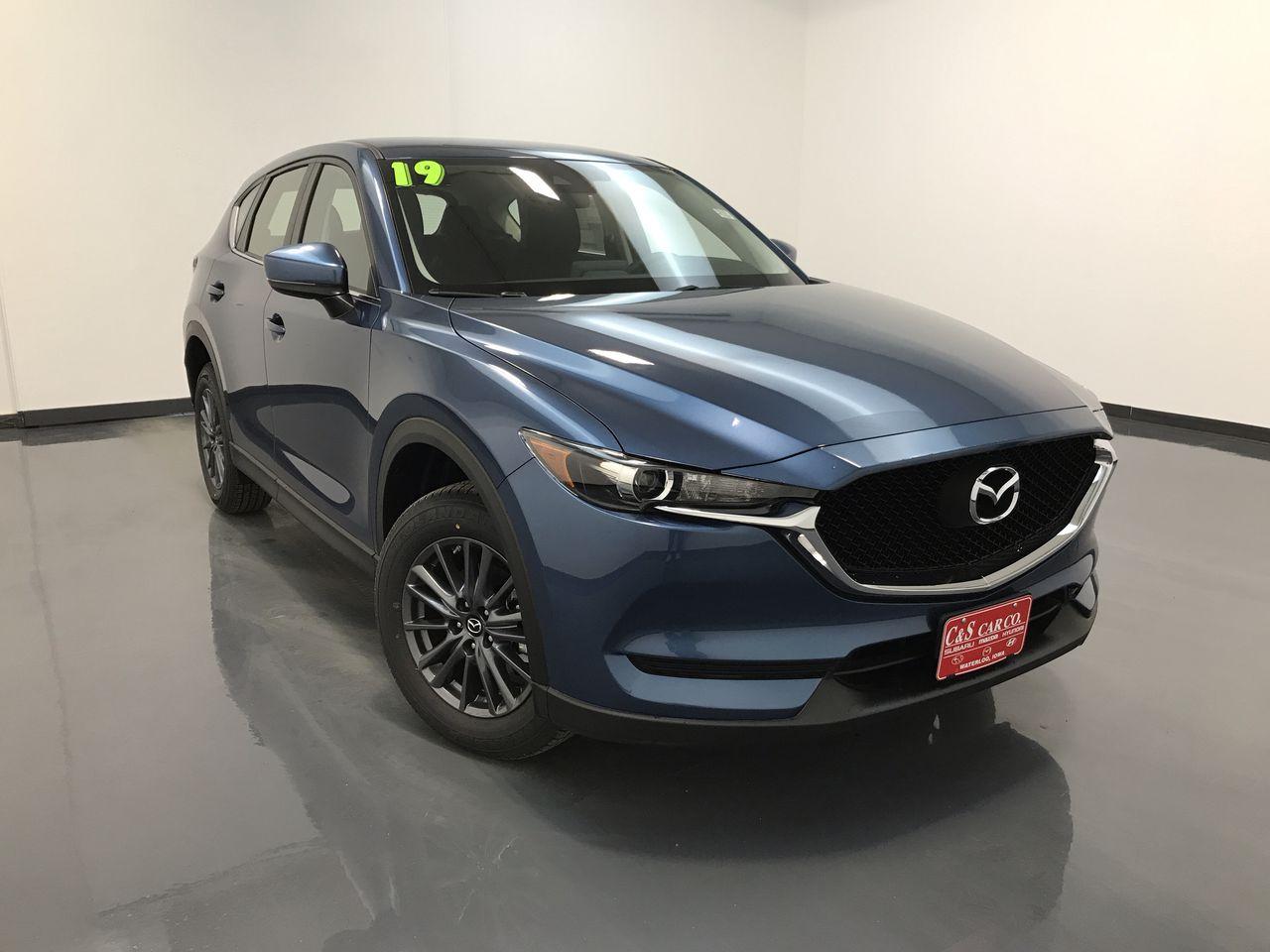 2019 Mazda CX-5  - C & S Car Company