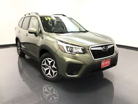 2019 Subaru Forester 2.5i Premium w/Eyesight for Sale  - SB7842  - C & S Car Company