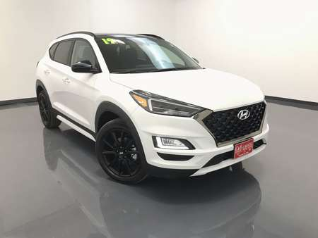 2019 Hyundai Tucson Night for Sale  - HY8055  - C & S Car Company