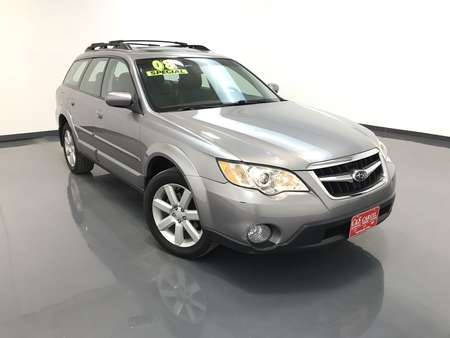 2008 Subaru Outback Limited for Sale  - SB7287A  - C & S Car Company