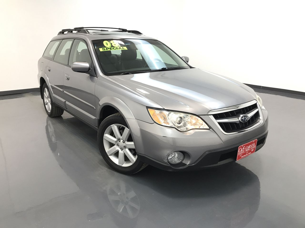 2008 Subaru Outback  - C & S Car Company