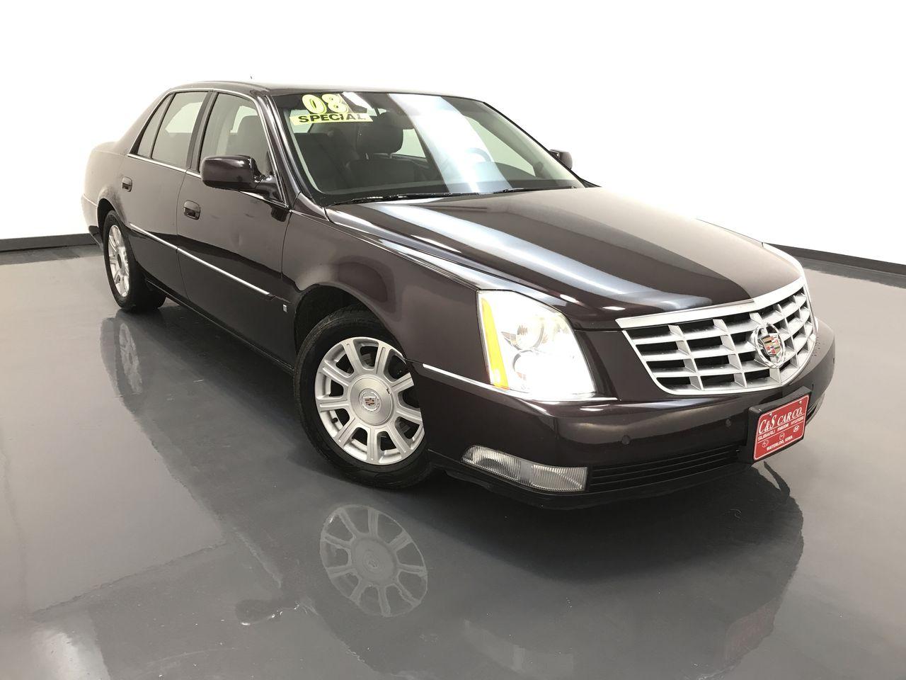 2008 Cadillac DTS  - C & S Car Company