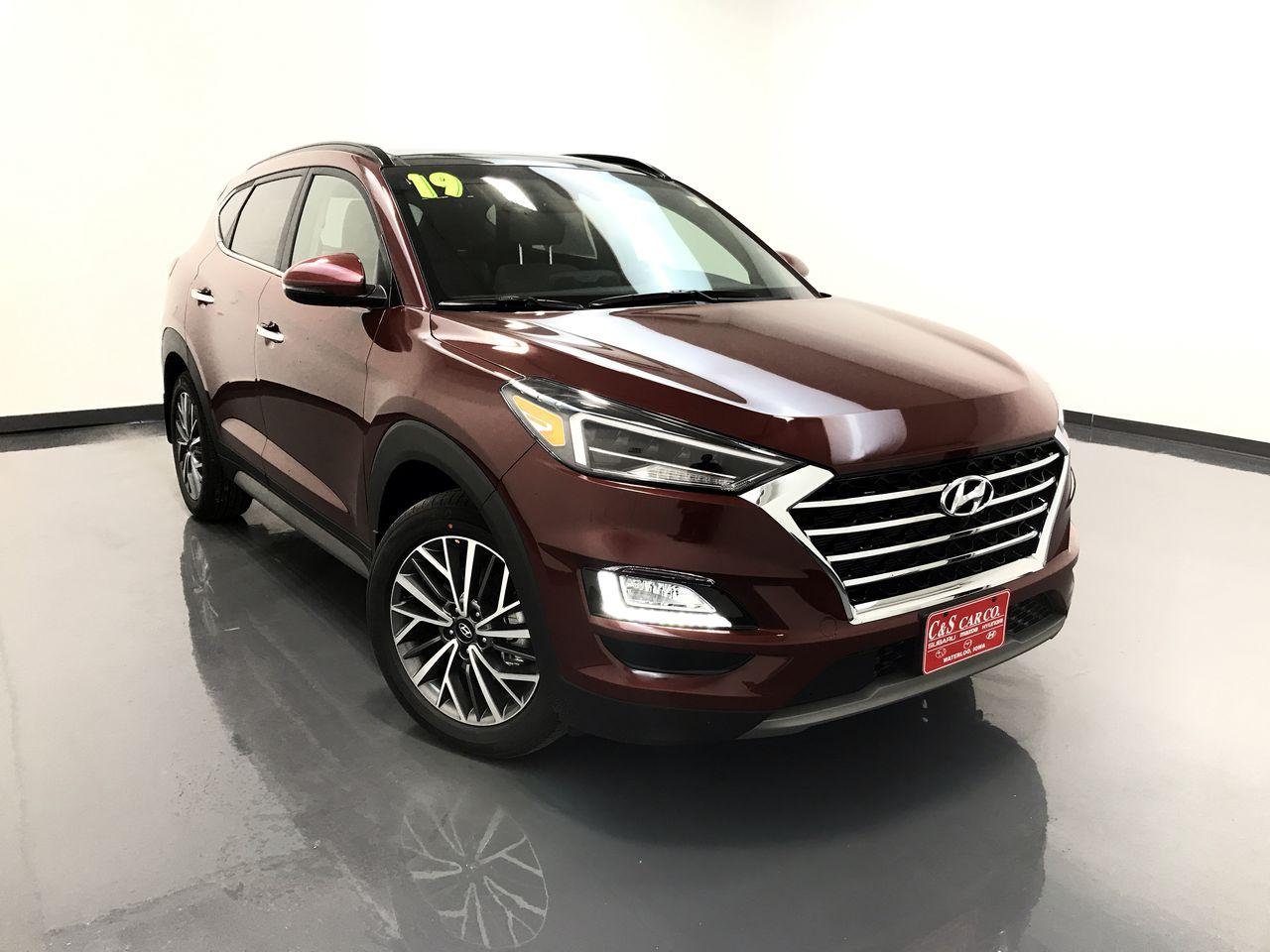 2019 Hyundai Tucson  - C & S Car Company