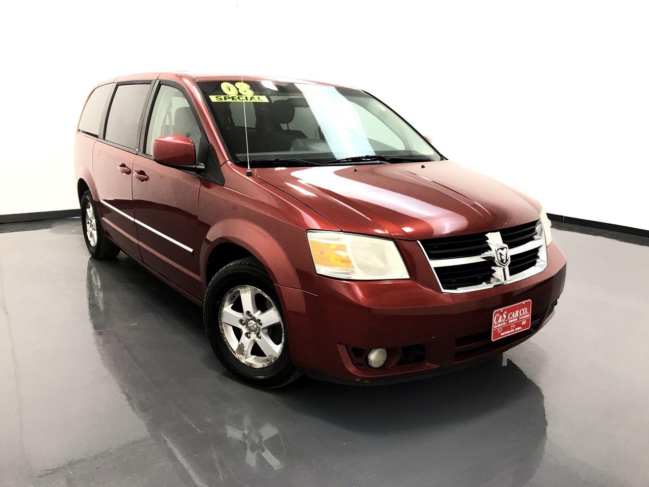 2008 Dodge Grand Caravan  - C & S Car Company