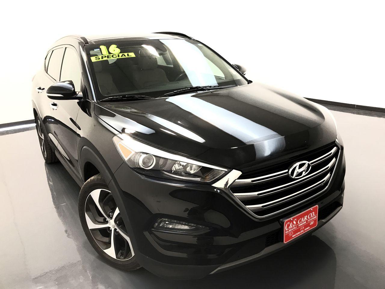 2016 Hyundai Tucson  - C & S Car Company