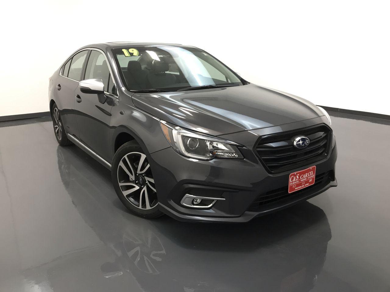 2019 Subaru Legacy 2.5i Sport w/Eyesight  - SB7860  - C & S Car Company