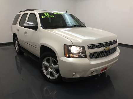 2011 Chevrolet Tahoe LTZ 1500 4WD for Sale  - SB7834A  - C & S Car Company