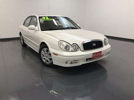 2002 Hyundai Sonata  for Sale  - SB7454C  - C & S Car Company