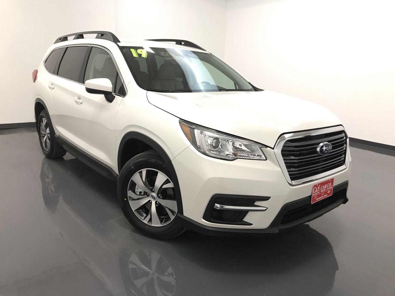 2019 Subaru ASCENT Premium AWD W/Eyesight