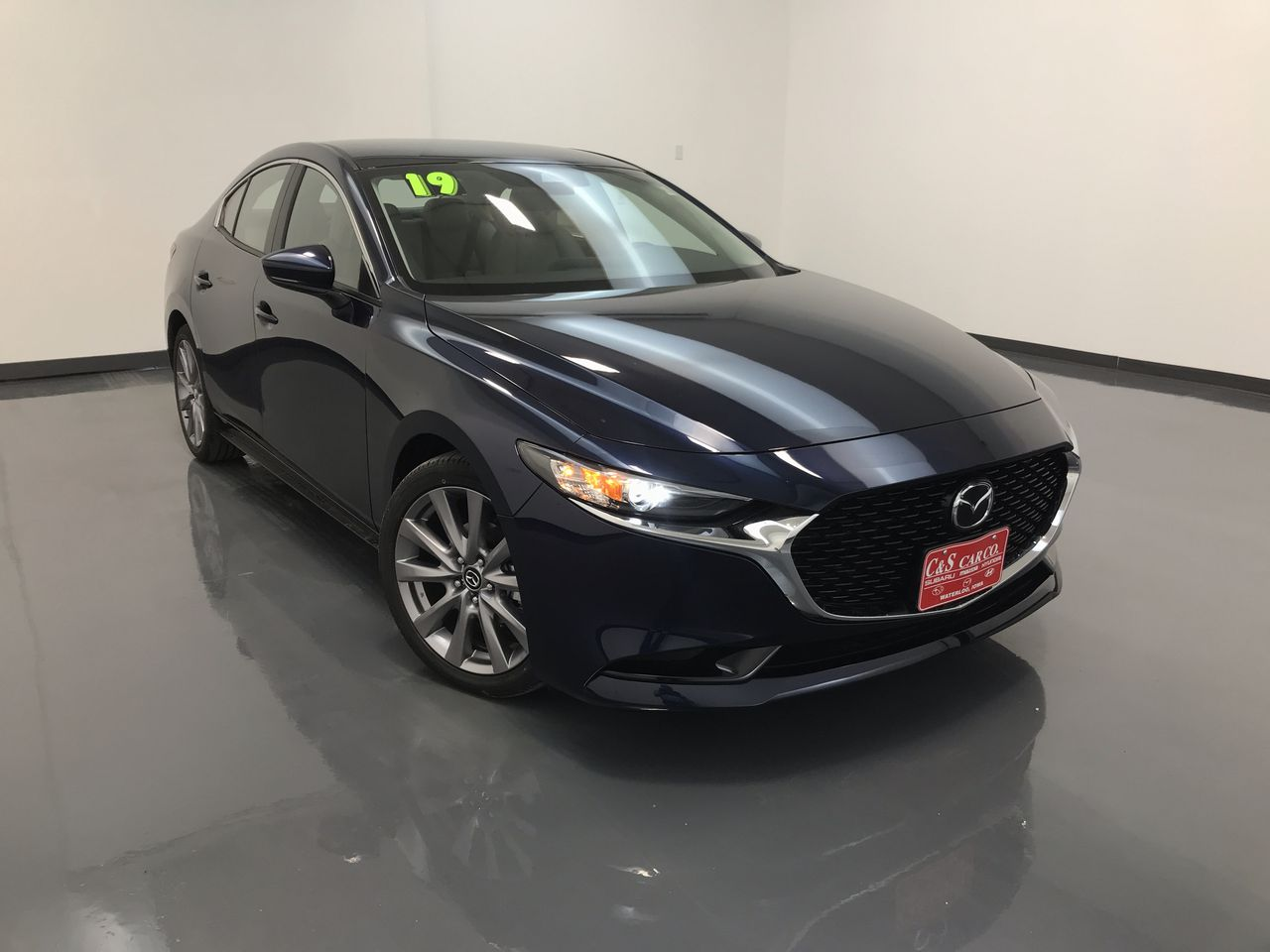2019 Mazda Mazda3 w/Select Package  - MA3277  - C & S Car Company