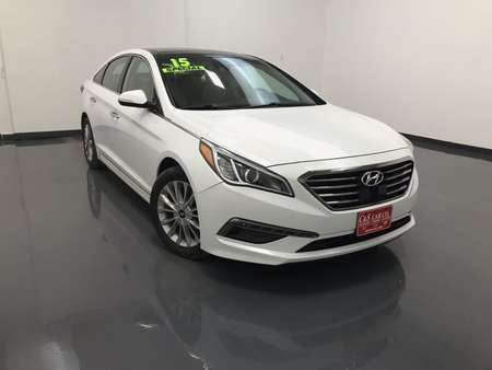 2015 Hyundai Sonata Limited for Sale  - 15728  - C & S Car Company