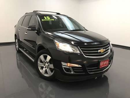 2015 Chevrolet Traverse LTZ  AWD for Sale  - 15730  - C & S Car Company