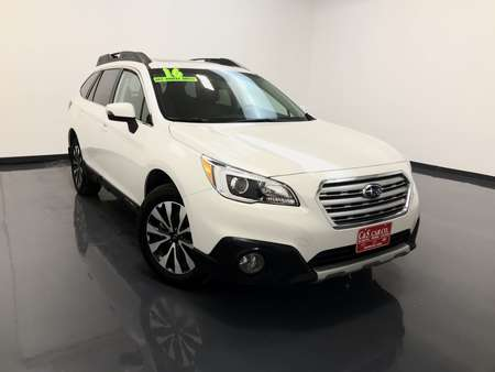 2016 Subaru Outback 2.5i Limited w/Eyesight for Sale  - SB7793A  - C & S Car Company