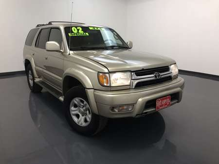 2002 Toyota 4Runner Limited 4X4 V6 for Sale  - SB7513B  - C & S Car Company