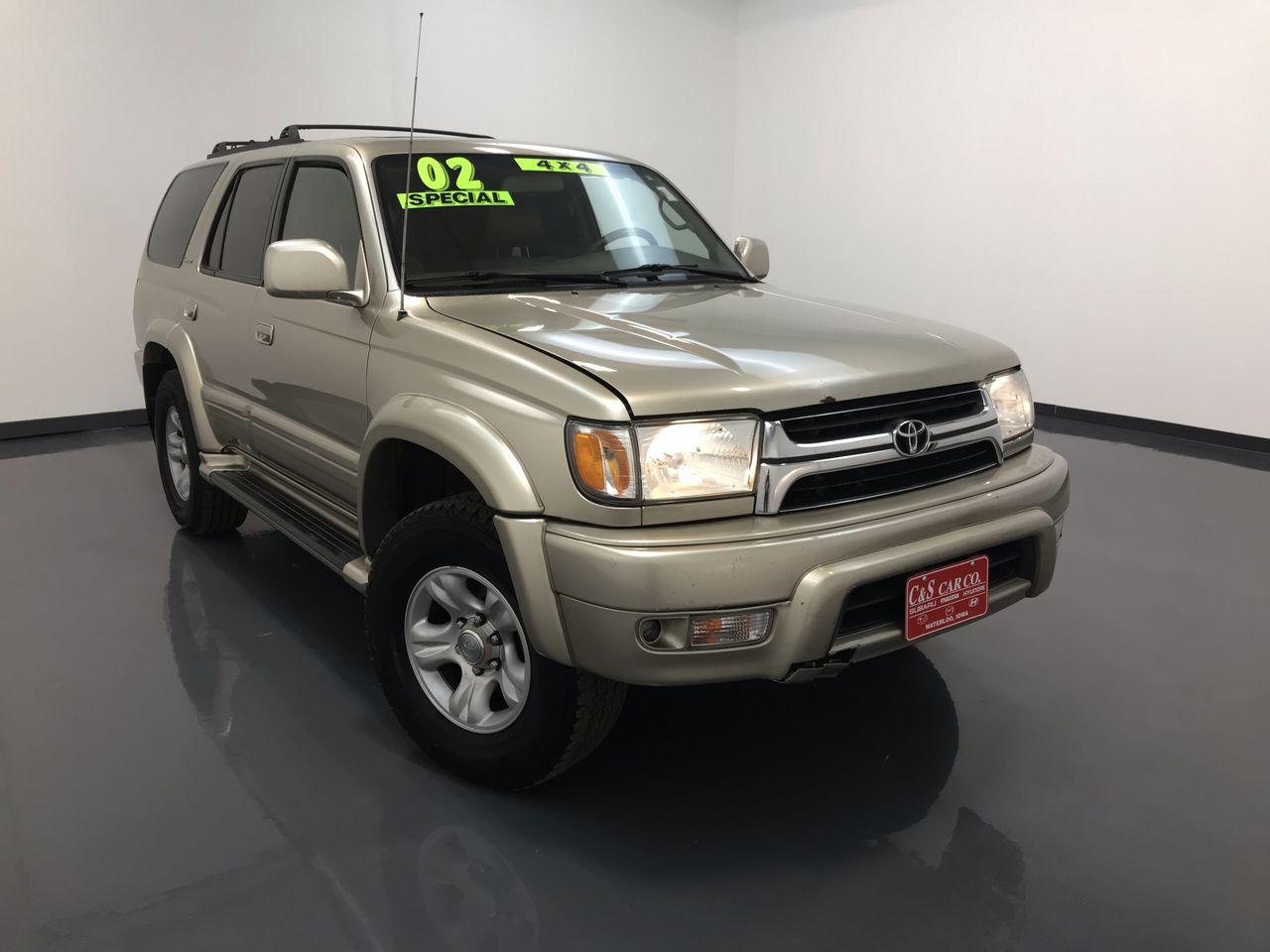 2002 Toyota 4Runner  - C & S Car Company