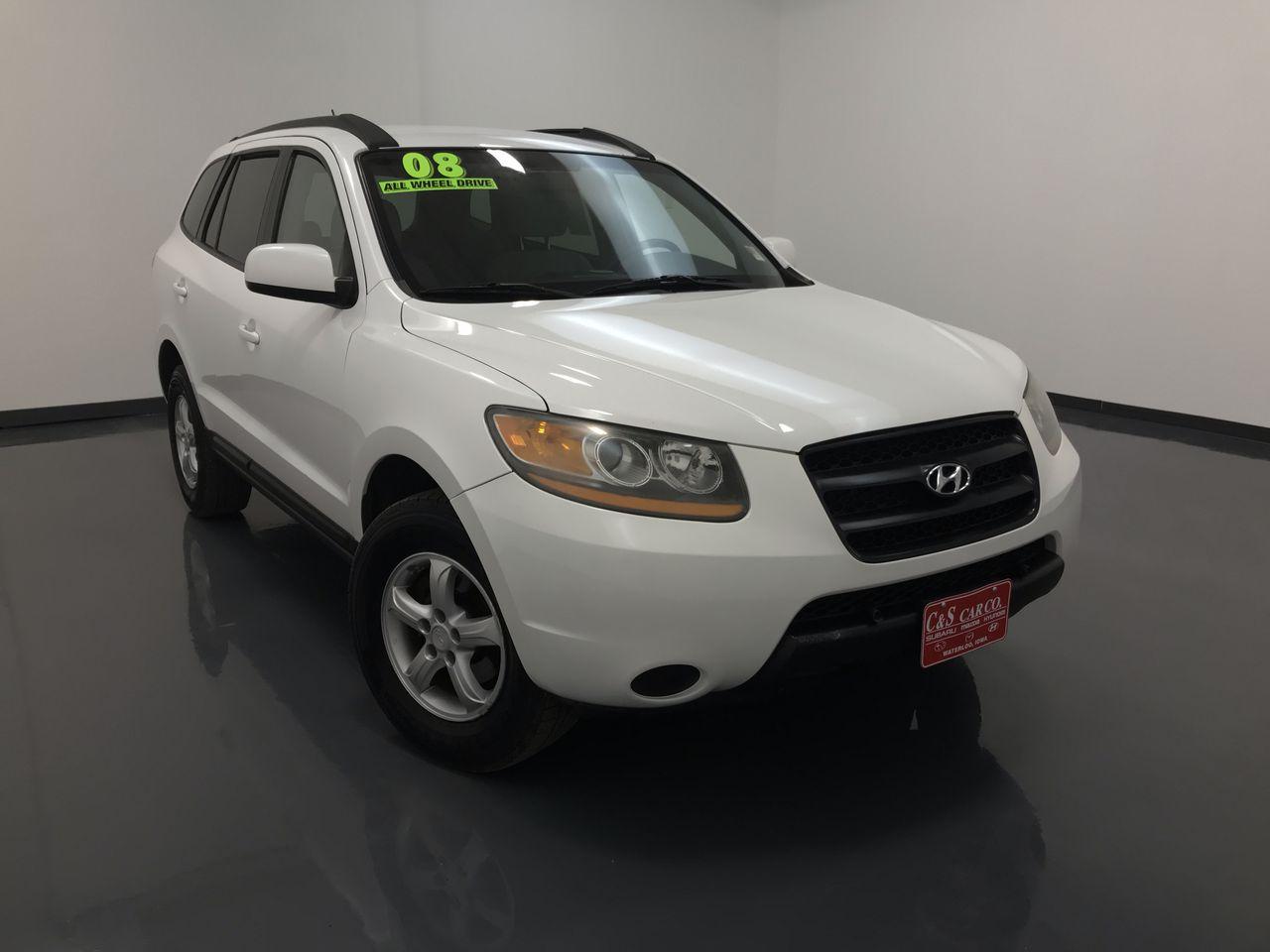 2008 Hyundai Santa Fe  - C & S Car Company