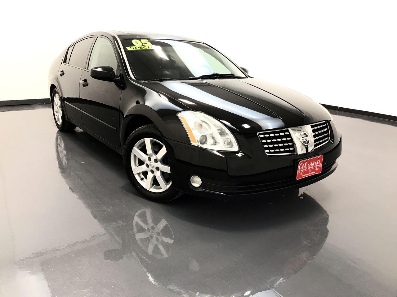2005 Nissan Maxima  - C & S Car Company