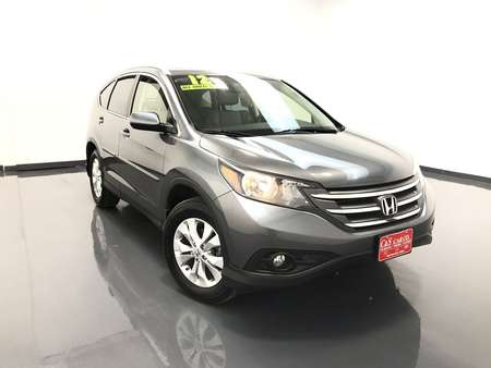 2012 Honda CR-V EX-L  AWD w/Nav for Sale  - SB7844A  - C & S Car Company