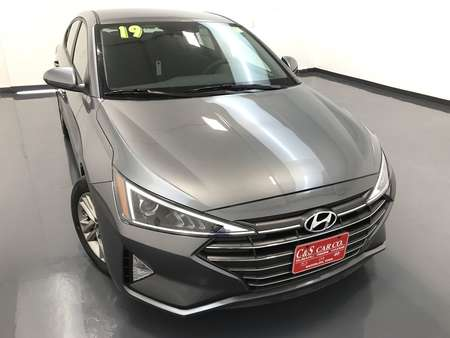 2019 Hyundai Elantra 3D Coupe at for Sale  - HY8070  - C & S Car Company