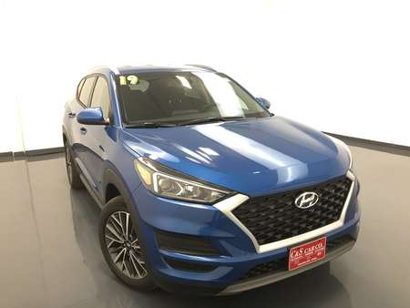 2019 Hyundai Tucson SEL for Sale  - HY8072  - C & S Car Company