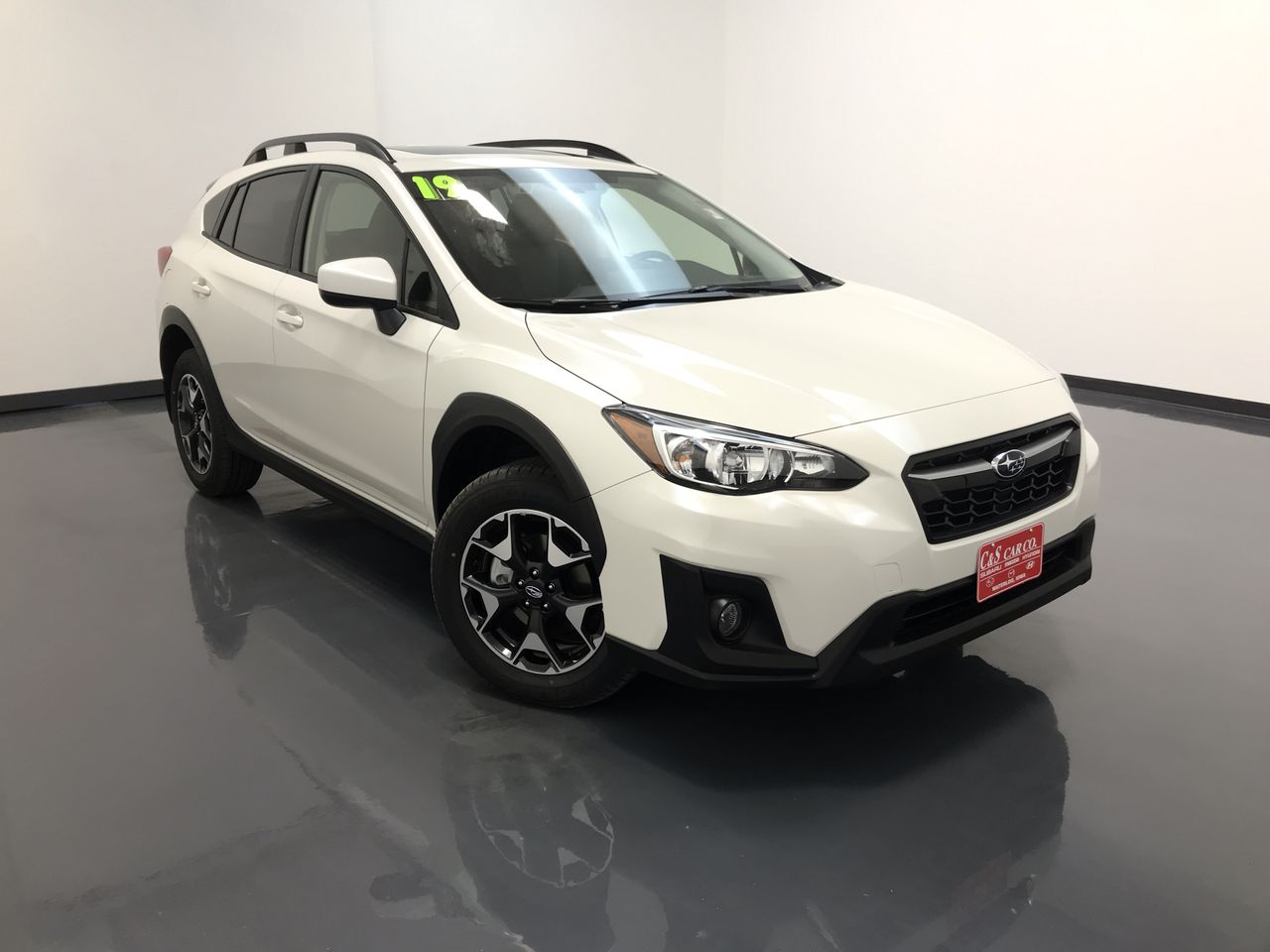 2019 Subaru Crosstrek 2.0i Premium w/Eyesight  - SB7895  - C & S Car Company