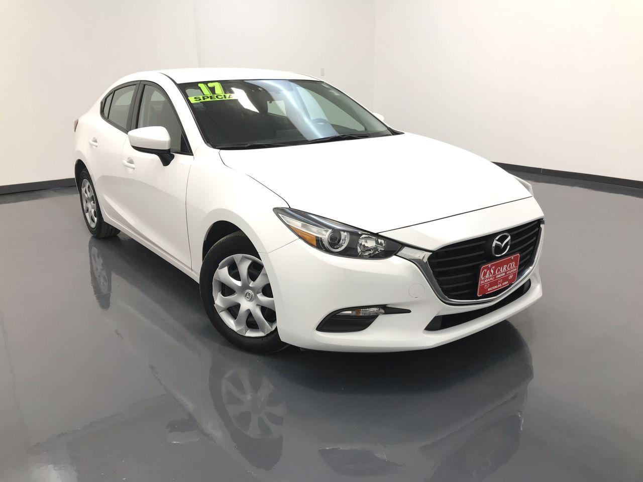 2017 Mazda MAZDA3 4-Door Sport  - HY8013A  - C & S Car Company