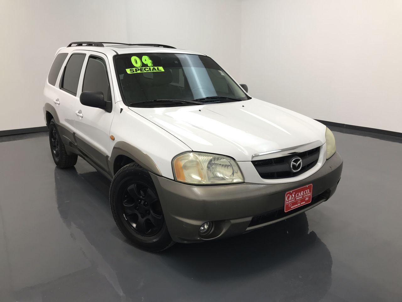 2004 Mazda Tribute  - C & S Car Company