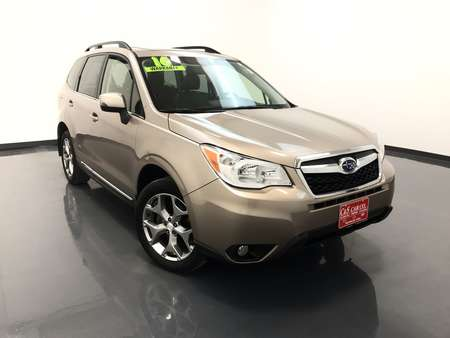 2016 Subaru Forester 2.5i Touring for Sale  - HY8081A  - C & S Car Company