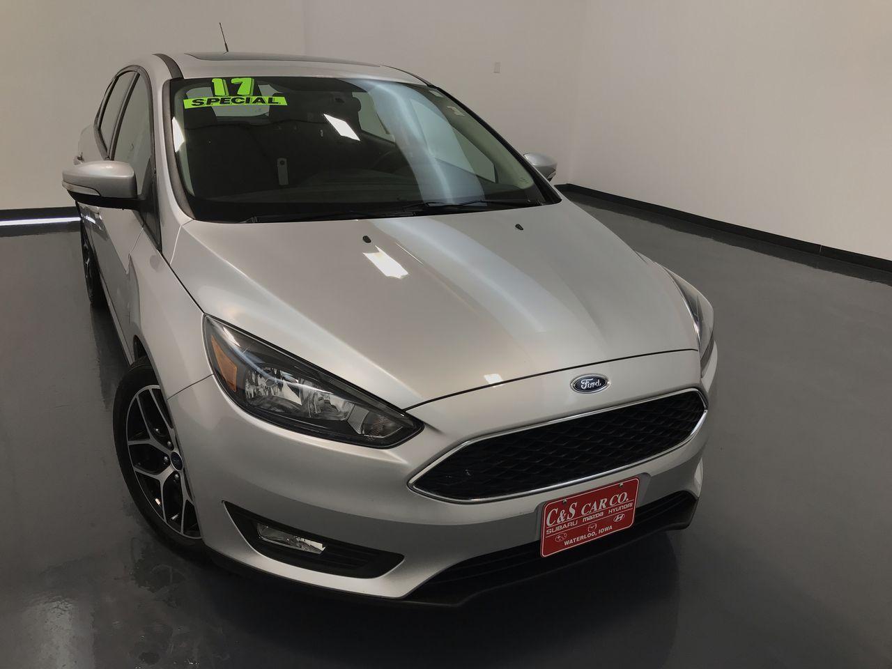 2017 Ford Focus  - C & S Car Company