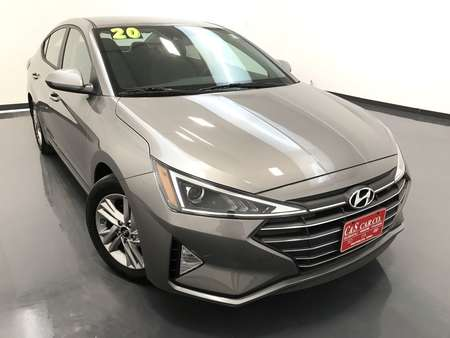 2020 Hyundai Elantra SEL for Sale  - HY8096  - C & S Car Company