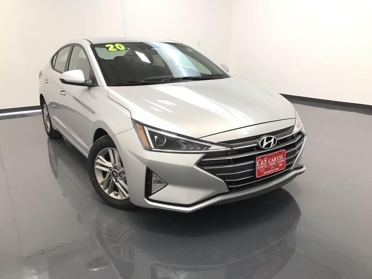 2020 Hyundai Elantra SEL  - HY8092  - C & S Car Company
