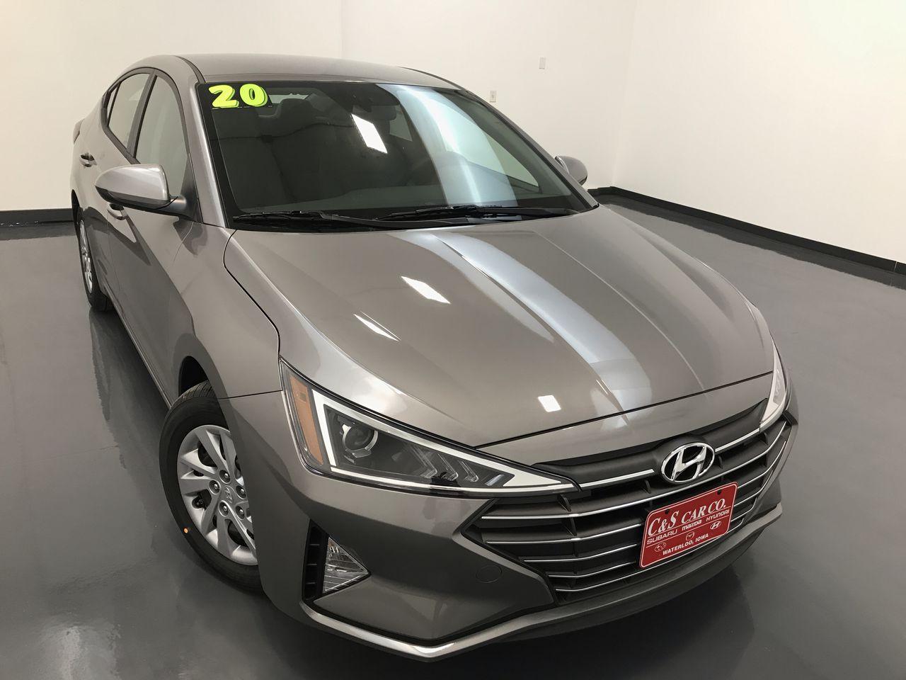 2020 Hyundai Elantra SE  - HY8099  - C & S Car Company