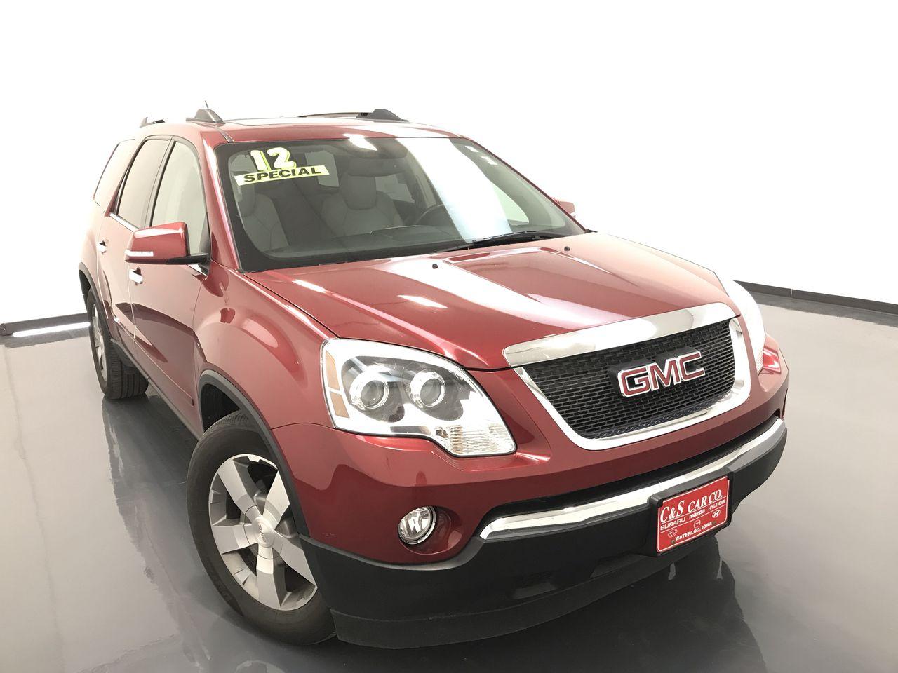 2012 GMC Acadia  - C & S Car Company