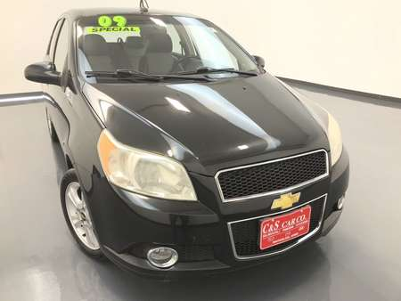 2009 Chevrolet Aveo LT w/2LT for Sale  - MA3156C  - C & S Car Company