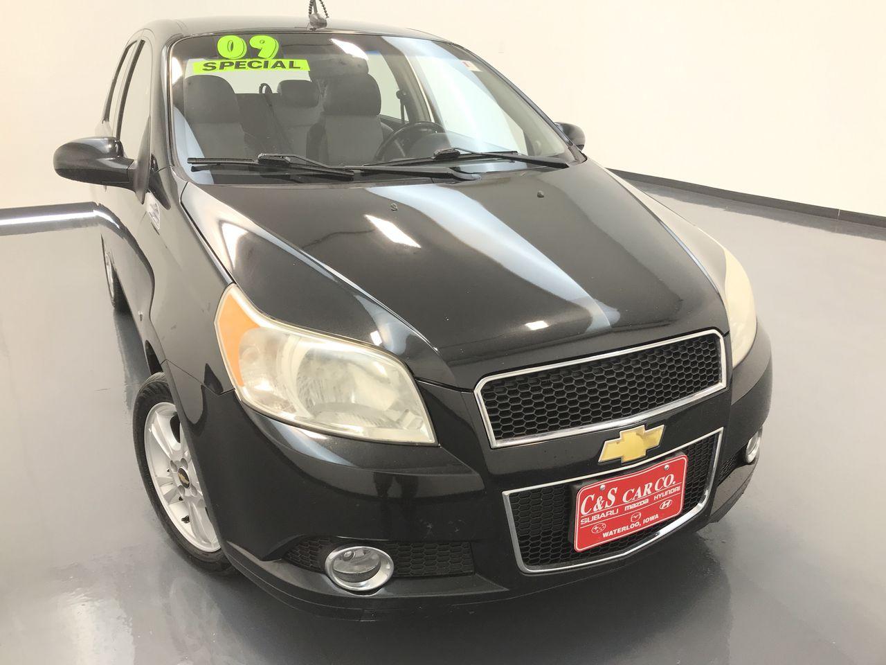 2009 Chevrolet Aveo  - C & S Car Company