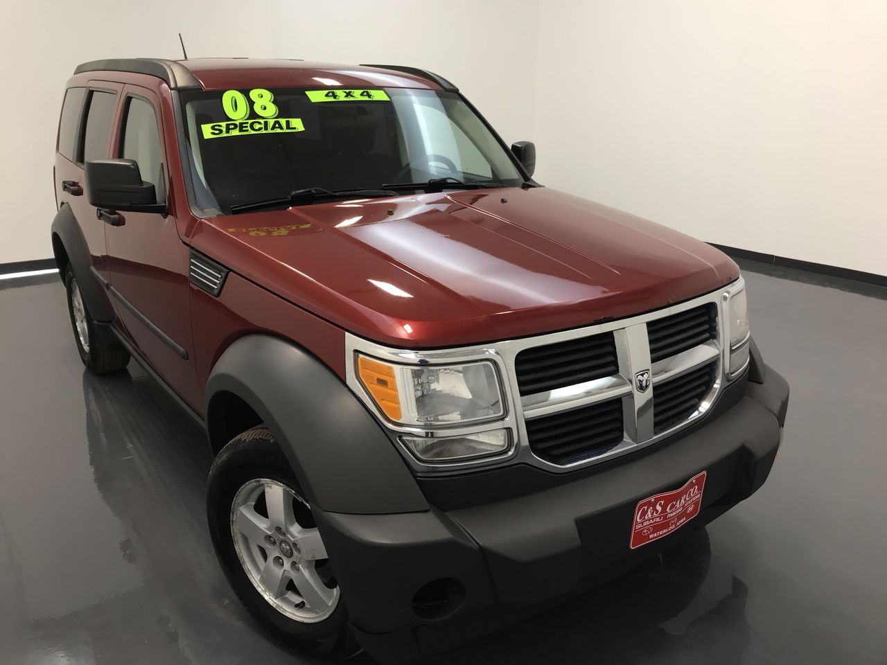 2008 Dodge Nitro  - C & S Car Company