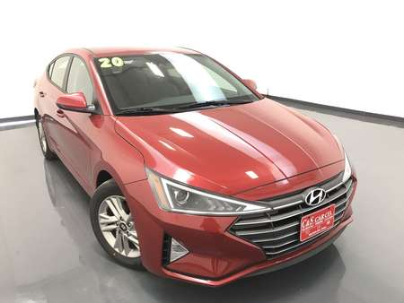 2020 Hyundai Elantra SEL for Sale  - HY8105  - C & S Car Company