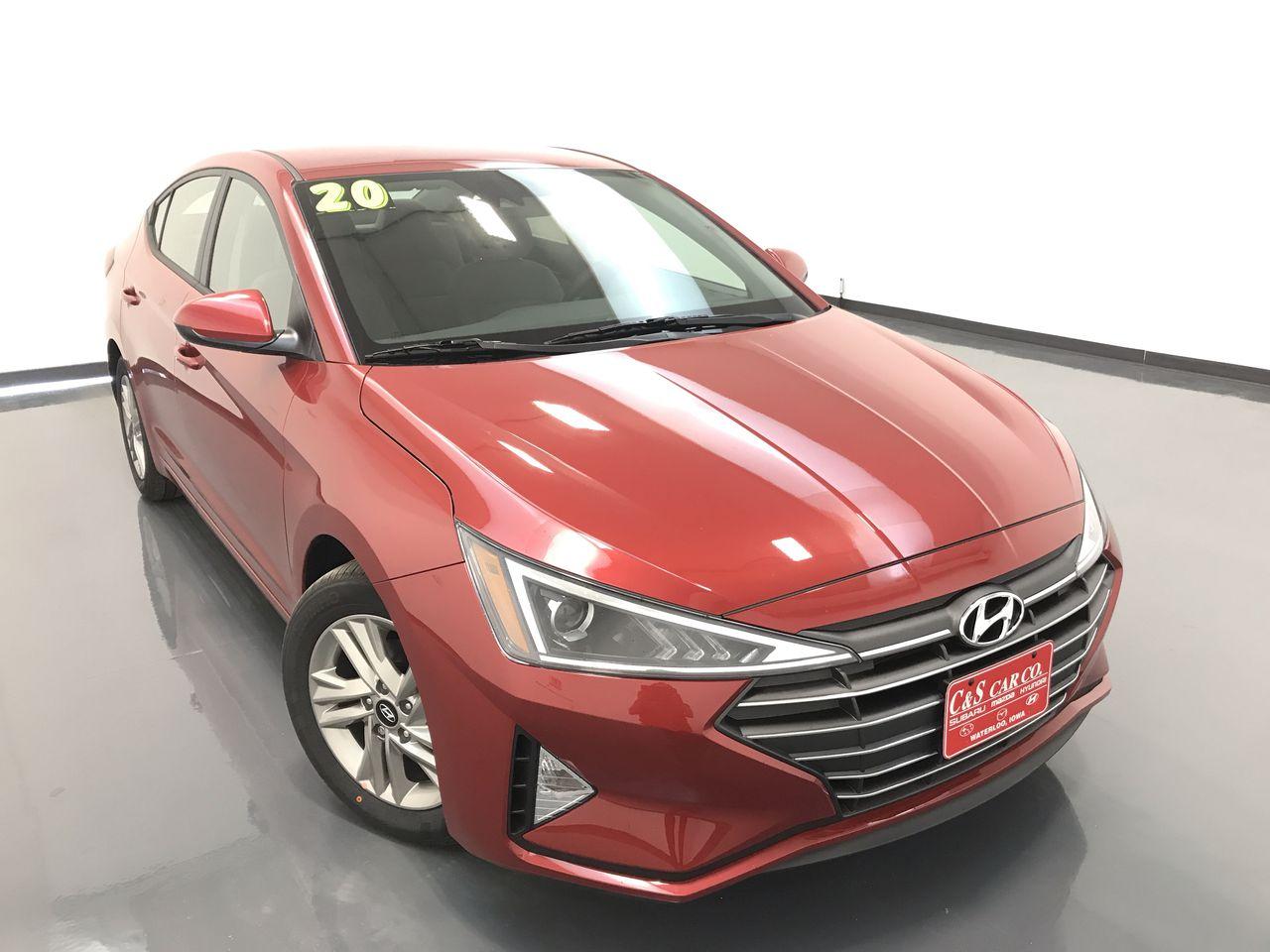 2020 Hyundai Elantra SEL  - HY8105  - C & S Car Company