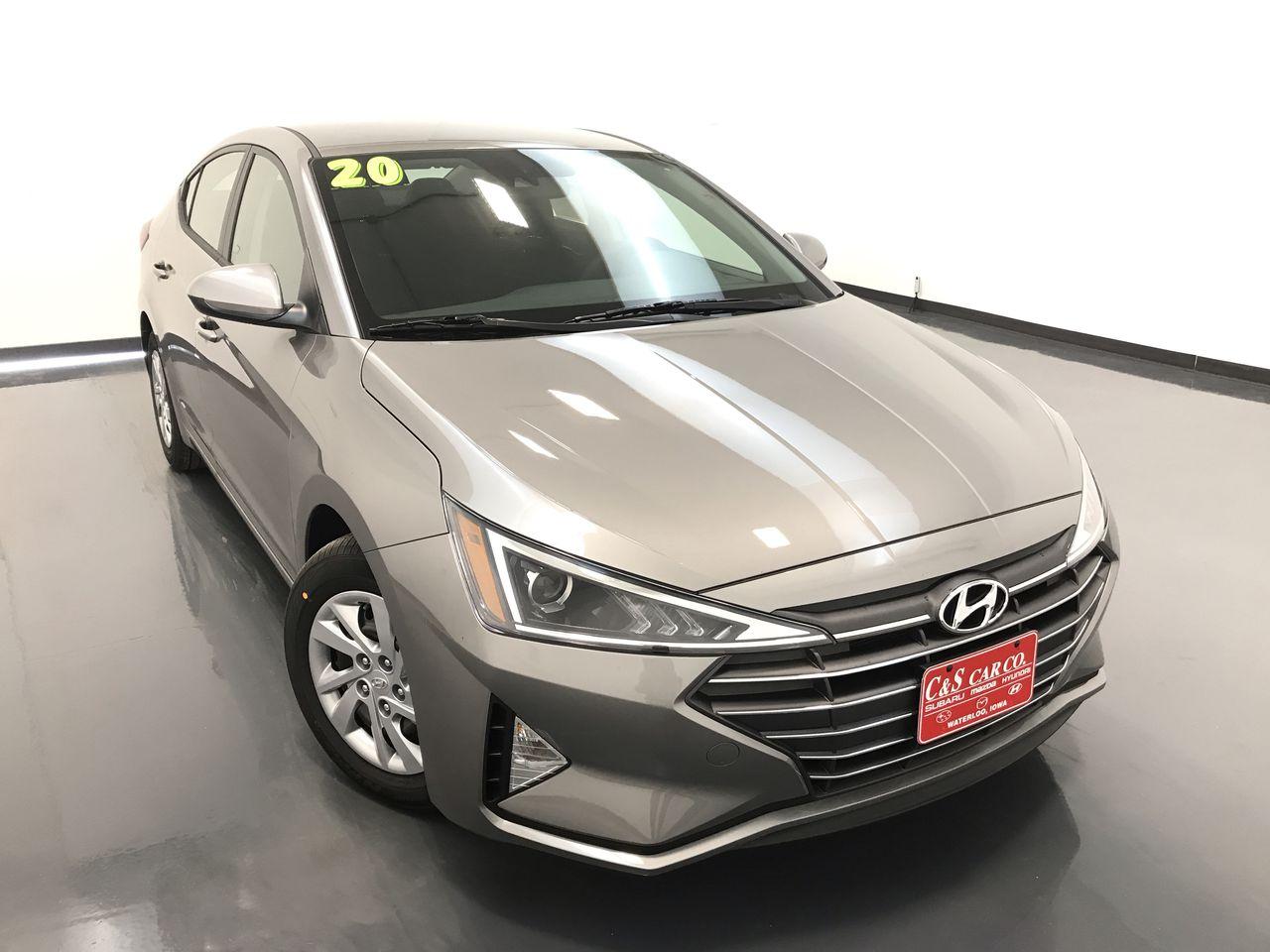 2020 Hyundai Elantra SE  - HY8104  - C & S Car Company