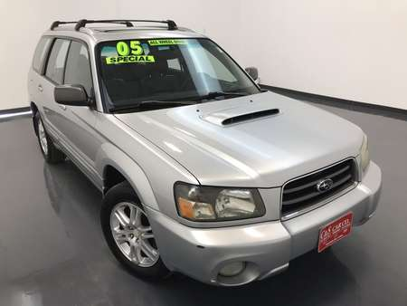 2005 Subaru Forester (Natl) 4D Utility w/Prem for Sale  - SB7583B  - C & S Car Company