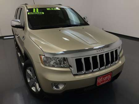 2011 Jeep Grand Cherokee 4D Utility 4WD for Sale  - MA3165B  - C & S Car Company
