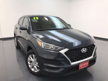 2019 Hyundai Tucson SE for Sale  - HY8111  - C & S Car Company