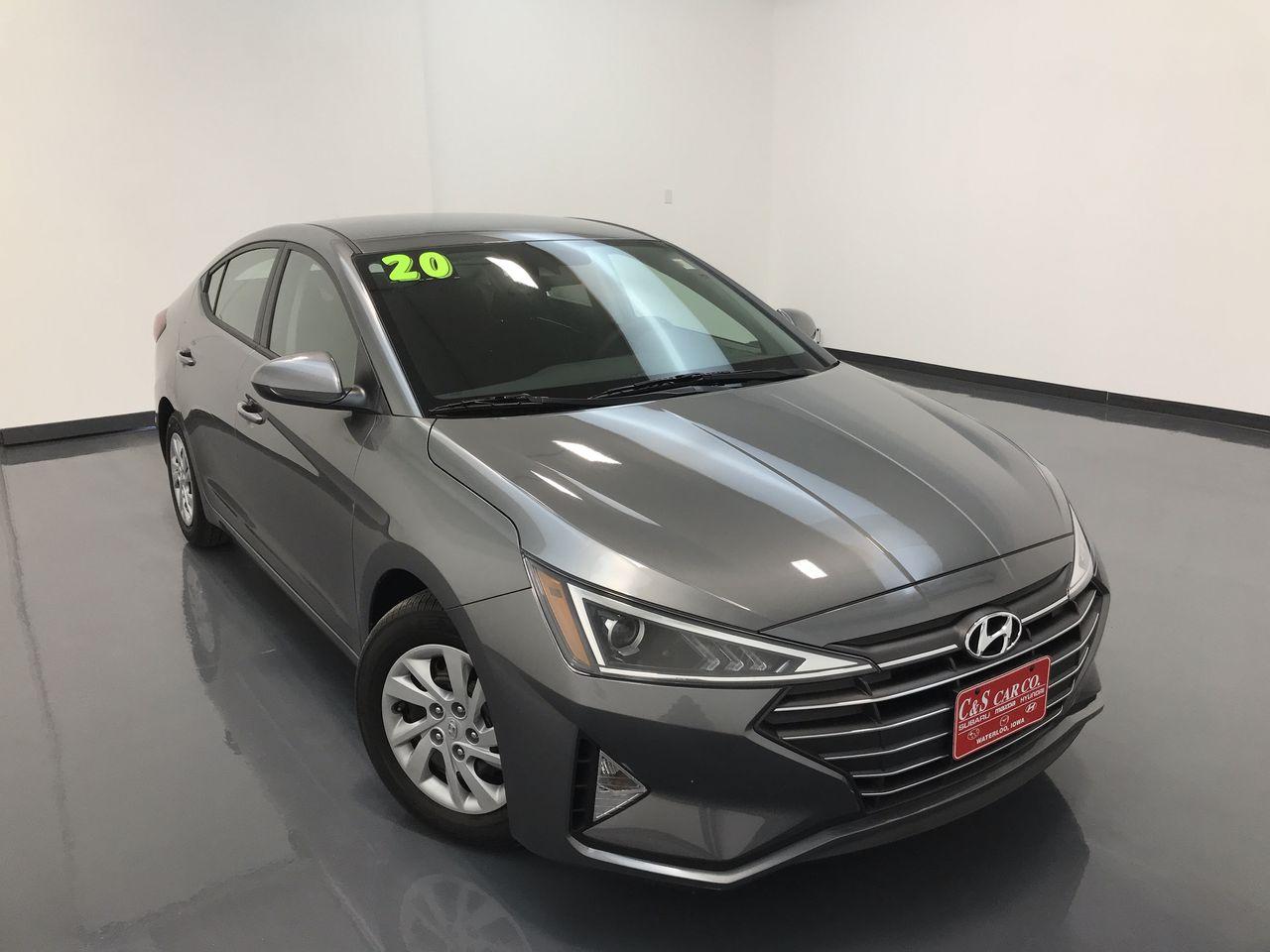 2020 Hyundai Elantra SE  - HY8117  - C & S Car Company