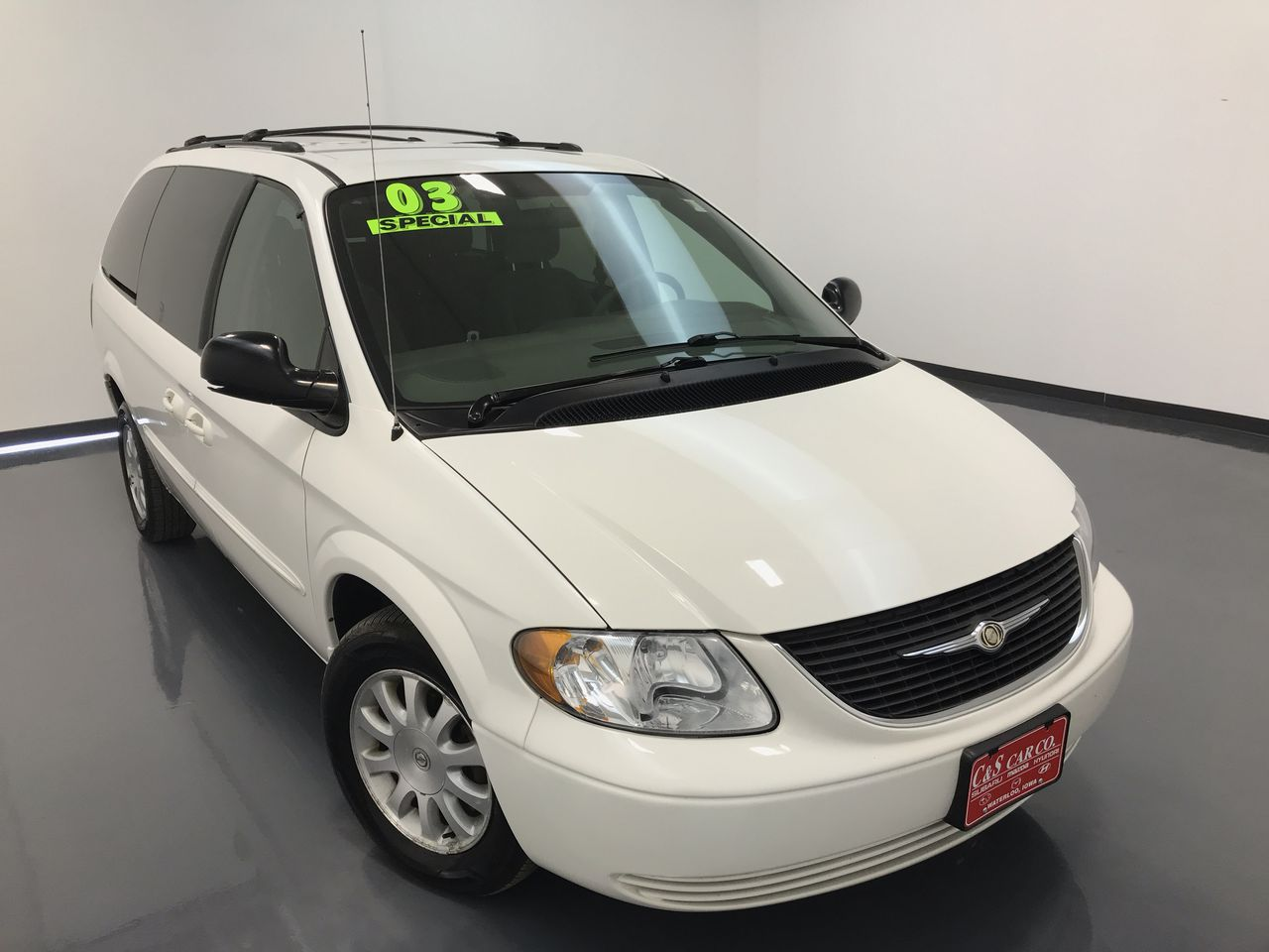 2003 Chrysler Town & Country  - C & S Car Company