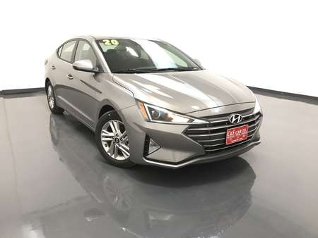 2020 Hyundai Elantra SEL for Sale  - HY8122  - C & S Car Company