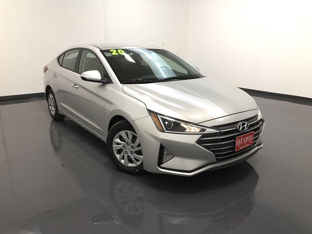 2020 Hyundai Elantra SE  - HY8119  - C & S Car Company