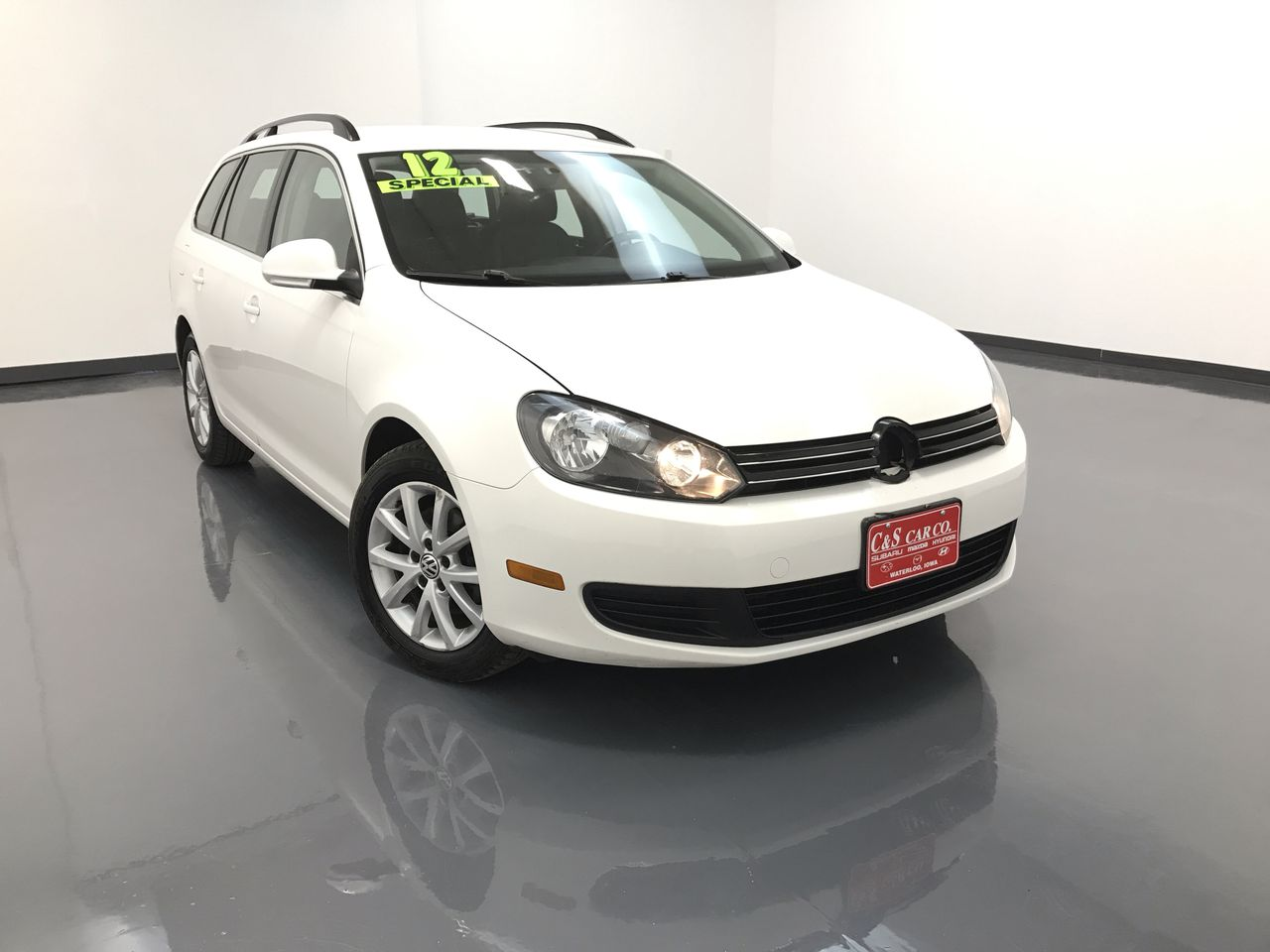 2012 Volkswagen Jetta SportWagen  - C & S Car Company